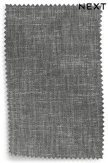 Boucle Weave Dark Grey Fabric Roll