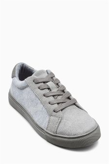 Splat Lace-Up Shoes (Older Boys)