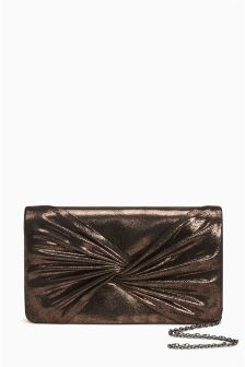 Twist Clutch Bag