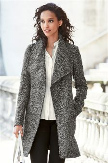 Buy black Coats from the Next UK online shop
