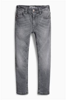 Grey Skinny Jeans (3-16yrs)