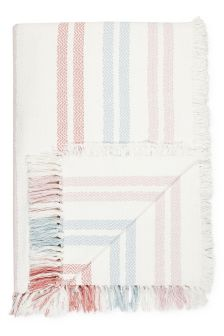 Amalfi Stripe Throw