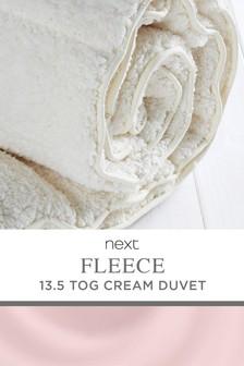 Teddy Fleece 13.5 Tog Duvet