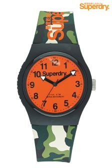 Camouflage Superdry Watch