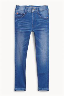 Bright Blue Super Skinny Jeans (3-16yrs)