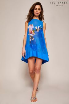 Ted Baker Blue Harmony Deluca Tunic Cover-Up