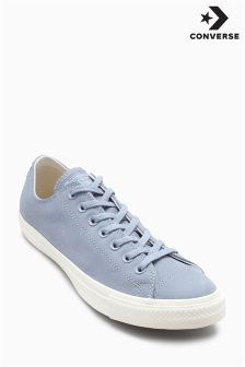 Converse Blue Nubuck Chuck All Star