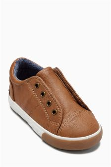 Laceless Shoes (Younger Boys)