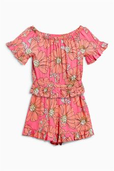Blouse And Shorts Set (3-16yrs)