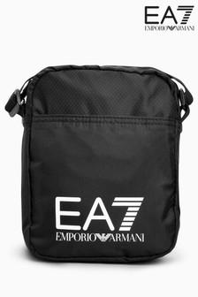 Emporio Armani EA7 Black Pouch