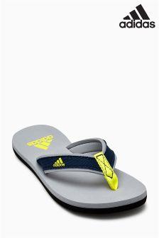 adidas Grey Flip Flop