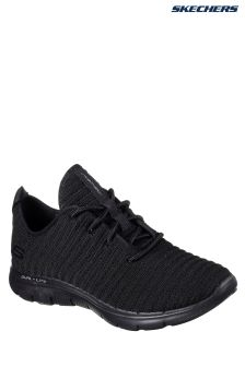 black skechers for ladies