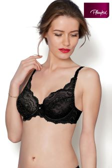 Playtex® Flower Lace Bra