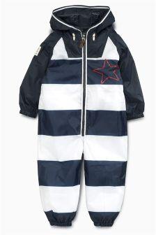 Stripe Puddle Suit (3mths-6yrs)