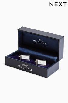 Wedding - Usher Cufflinks