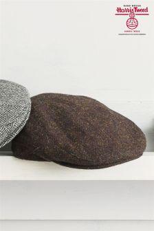 Harris Tweed Flat Cap
