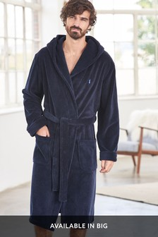 Dressing Gowns - Our men's nightwear range has everything you need for bedtime or lounging, Make their sleepover game strong with our next-level pyjamas. Cute, cool and cuddly, all rolled into one. Shop girls' nightwear. Pure Cotton Dressing Gown with Belt £ Quick look. New. M&S Collection.