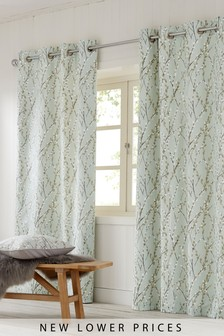 Willow Eyelet Curtains