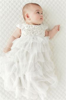 Occasion Dress (0-18mths)
