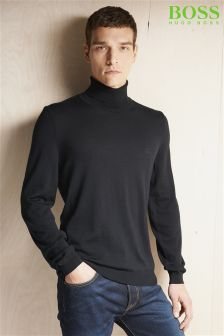 Boss Green Roll Neck Jumper