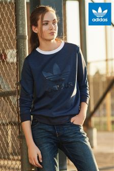 adidas Originals Blue Crew Sweat