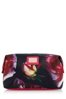 Velvet Bloom Make Up Bag
