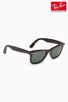 Tortoiseshell Ray-Ban® Wayfarer Sunglasses