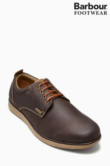 Barbour Brown Atkinson Derby Lace Shoe