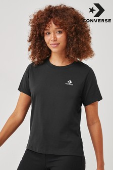 Ted Baker Black/Silver Court Shoe