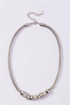 Sparkle Short Beady Necklace