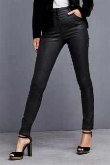 High Waist Enhancer Skinny Jeans
