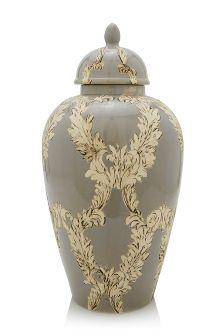 Large Grace Ceramic Jar