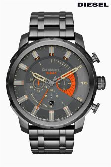 Diesel® Grey Stronghold Watch