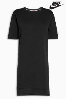 Nike Black Modern Dress