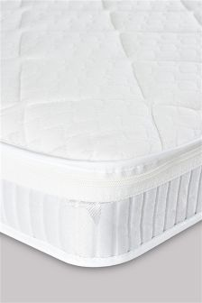 Pocket Sprung Cot Bed Mattress