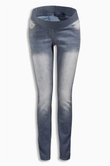 Under The Bump Skinny Jeans