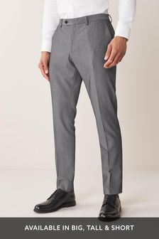 Light Grey Suit: Trousers