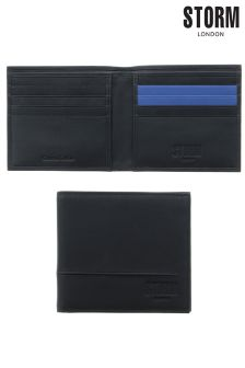 Storm Tallis Leather Wallet