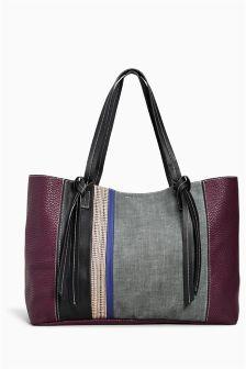 Casual Shopper Bag