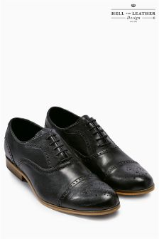 Toe Cap Oxford Brogue