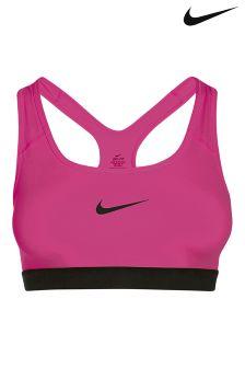 Nike Black Classic Bra
