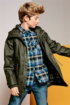 Fishtail Parka (3-16yrs)