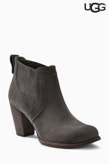 Ugg Grey Cobie Nightfall Heeled Boot