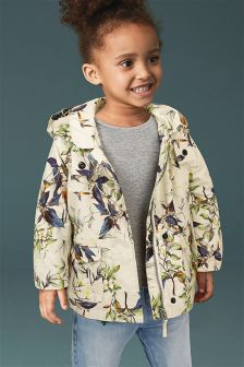 Print Tech Jacket (3mths-6yrs)