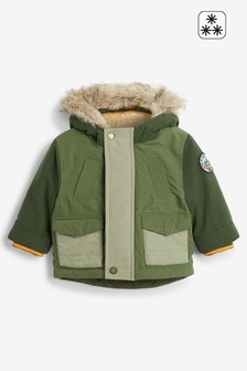 Joules Raindance Rubber Coat