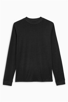 Long Sleeve Turtle Neck