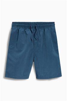 Plain Swim Shorts (3-16yrs)