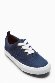 Retro Oxford Lace-Ups (Older Boys)