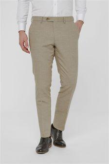 Linen Suit: Trousers