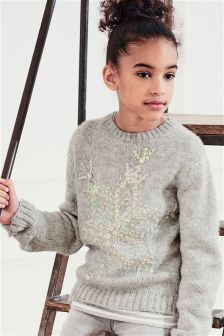Snowflake Sweater (3-16yrs)